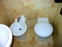 Bidet in bagno piccolo for Tazza del bagno